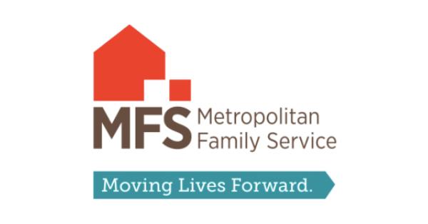 Metropolitan Family Service Logo